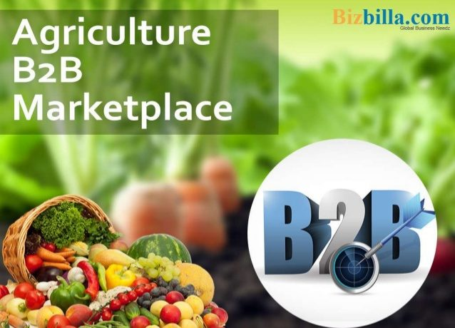 agriculture b2b marketplace