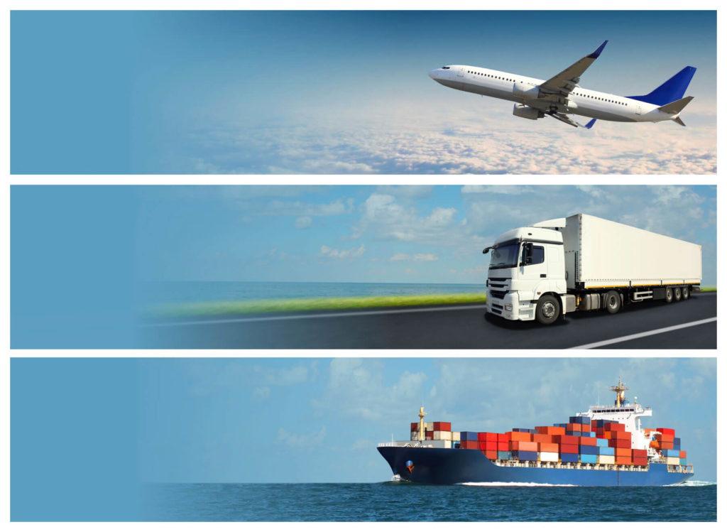 China logistics company